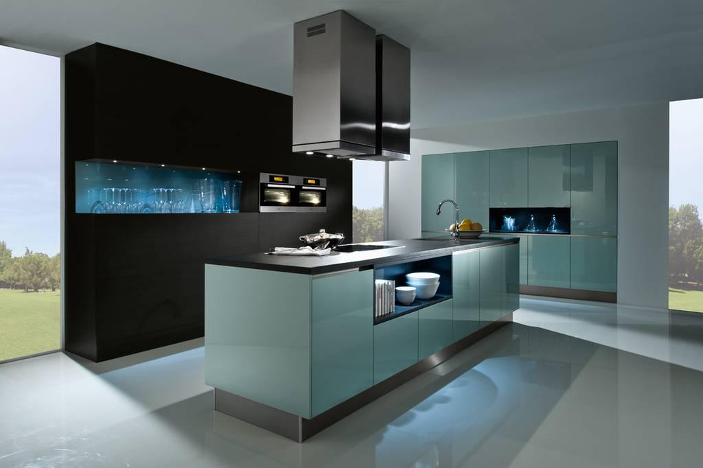 HT-Wohnidee: Küchen